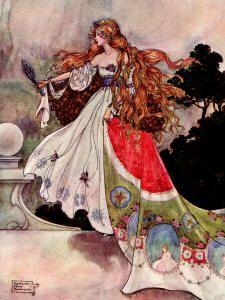 Drawn princess fairytale princess Ideas Black (The Pinterest Flower