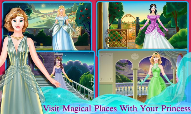 Drawn princess fairytale princess Up Dress Tale Fairy on