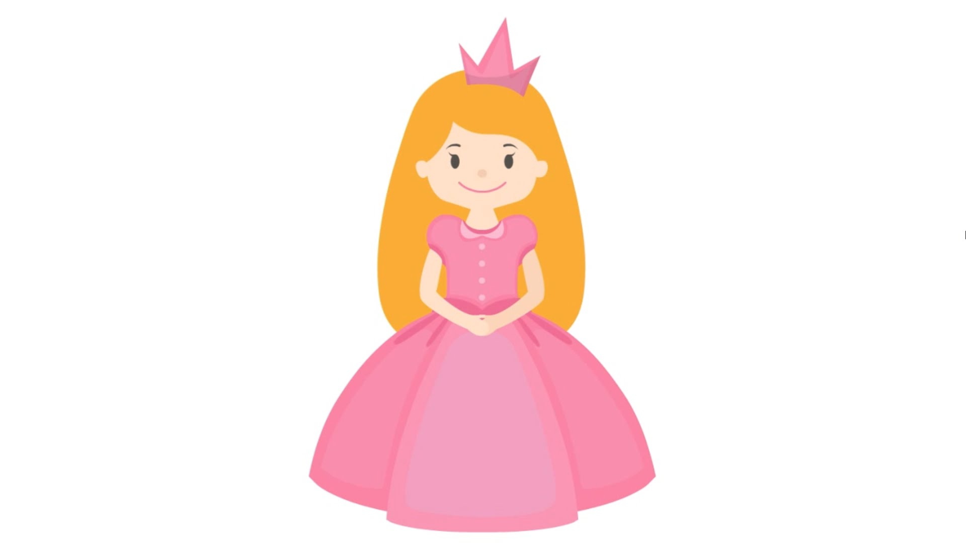 Drawn princess fairytale princess 3 Fairy Cute to Color
