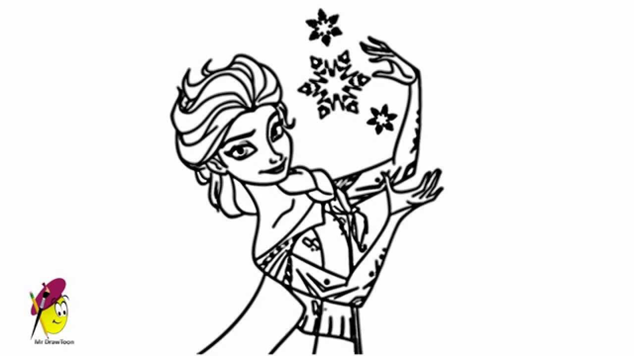 Drawn princess frozen princess Draw Disney to Princess from