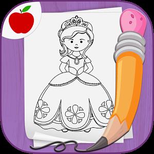 Drawn princess google Google to Android Play Draw