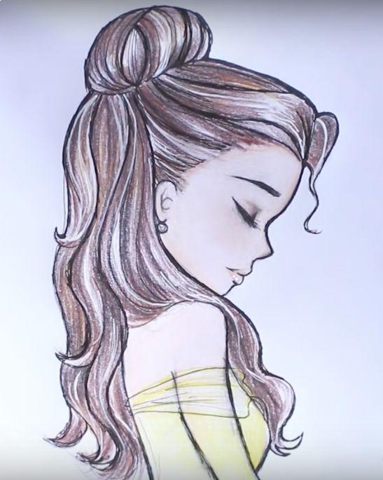 Drawn princess google On Princess Pinterest 25+ and
