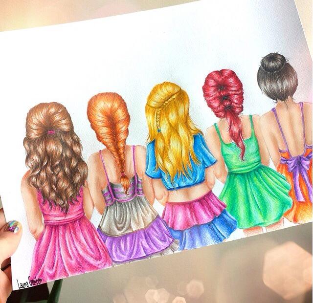 Drawn princess hair Webb Disney who's can you