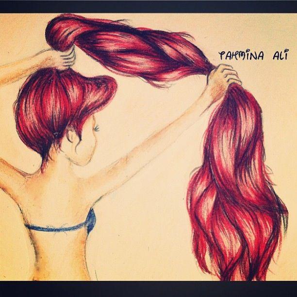 Drawn princess hairstyle disney Google pencil of Drawing
