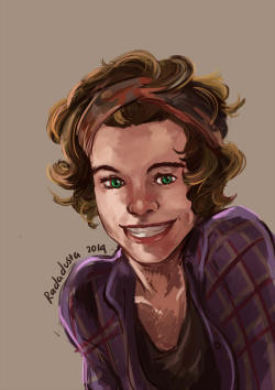 Drawn princess harry styles His i love style little