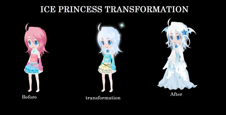 Drawn princess ice princess Ice  to and dina