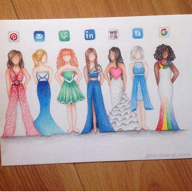 Drawn princess instagram 20+ Pinterest on @my_drawings_xoxox Best