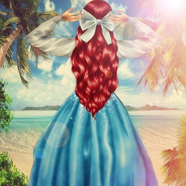 Drawn ponytail fashion Webb on best Pinterest Kristina