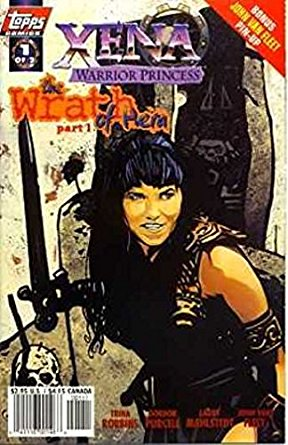 Drawn princess magazine WRATH OF PRINCESS WRATH line
