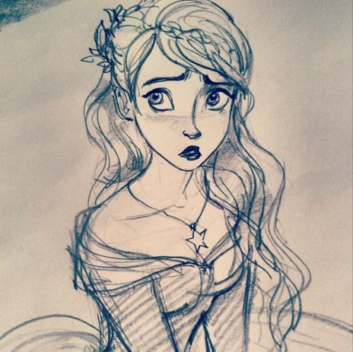 Drawn princess mean Best Yvaine (vivedessins: from Keane