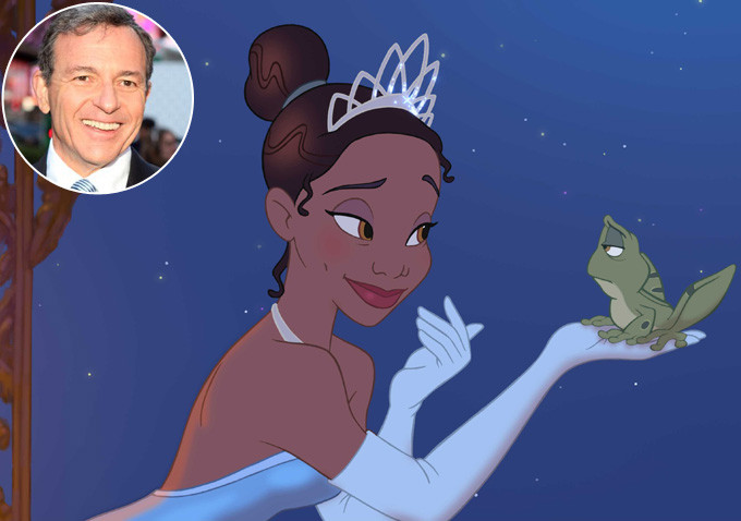 Drawn princess mean He Bob Iger For Iger