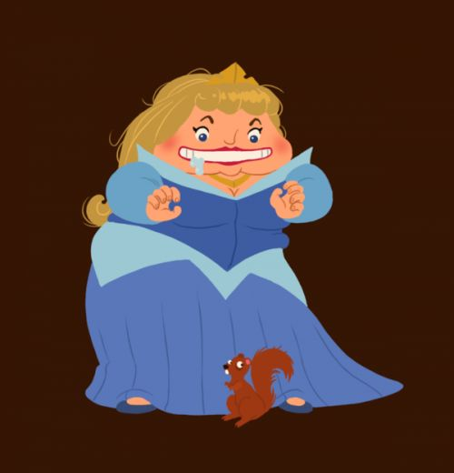 Drawn princess overweight Best images about Pin Pinterest