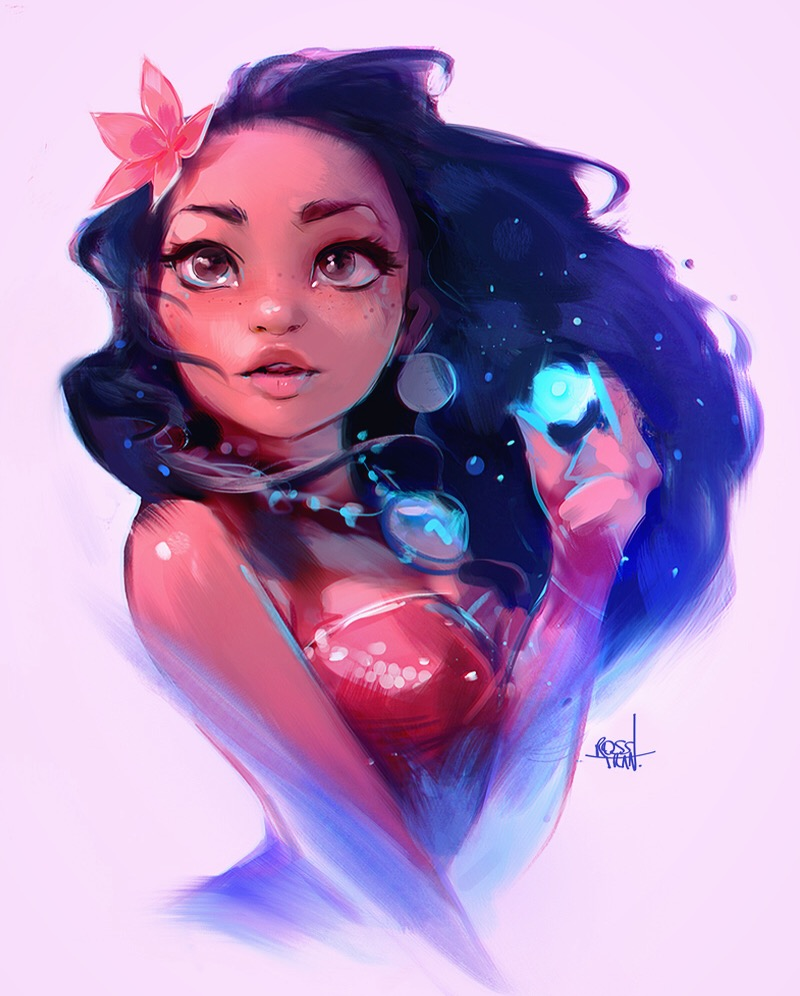 """Drawn princess paint This a Episode  """"Drawing"""