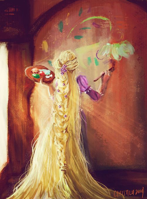 Drawn princess paint Fan this on Pinterest delving