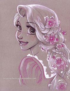 Drawn princess pretty princess Bonito Find Disney this more