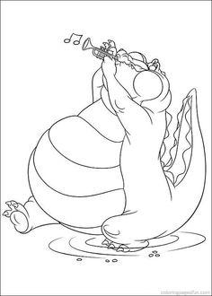 Drawn princess princess and the frog Kids' Princess and Coloring Crafts