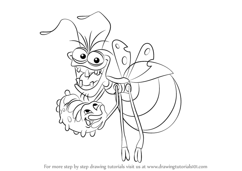 Drawn princess princess and the frog The  and How the
