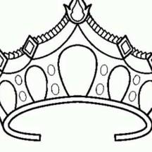 Drawn princess princess crown Of Kids Coloring Page 97