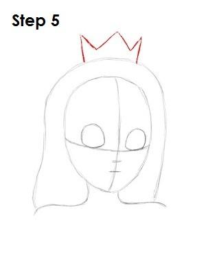 Drawn princess princess peach To Peach Peach Draw Draw