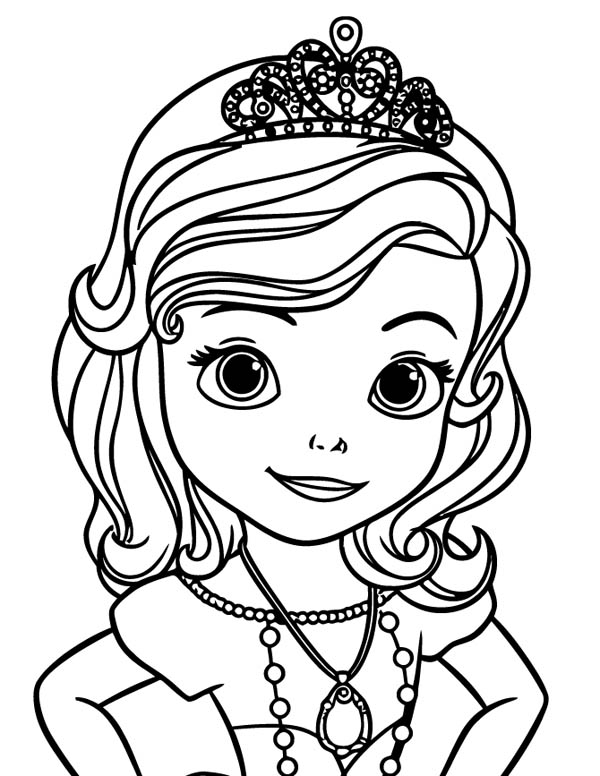 Drawn princess princess sofia Sofia Picture Sofia First Page