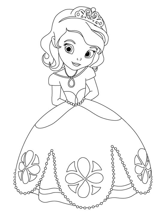 Drawn princess princess sofia 153 on images party princess