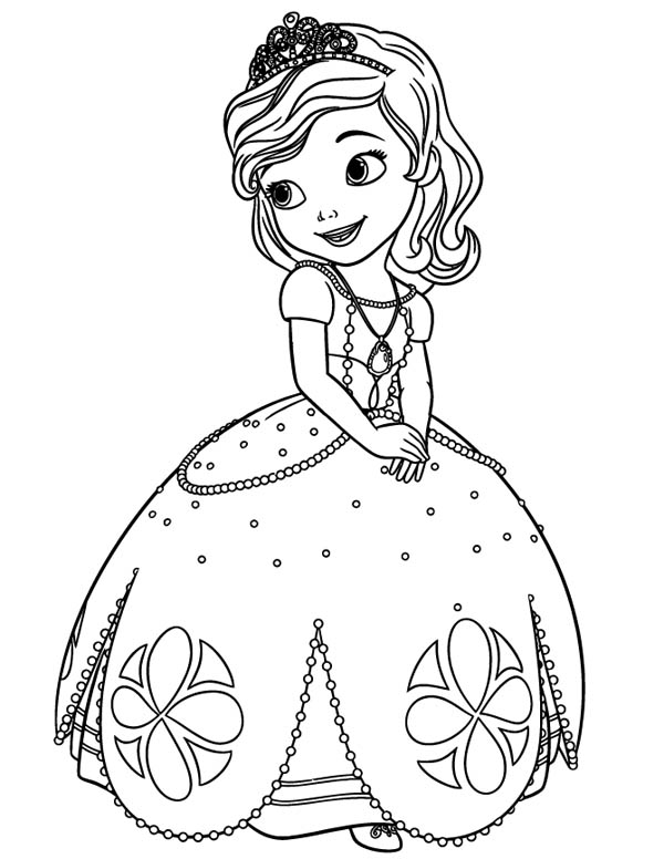 Drawn princess princess sofia First Pages: The Pages Disney
