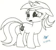 Drawn princess ratchet Ratchet Luna HooF DeviantArt Lyra