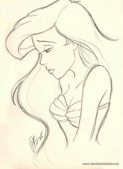 Drawn princess simple My am Drawing I want