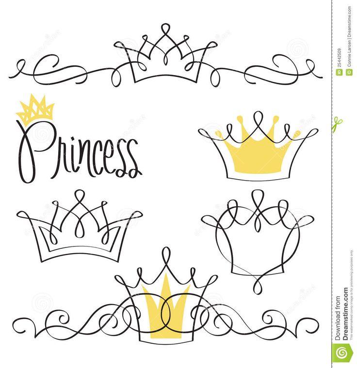 Drawn princess simple Princess on 39 Million High