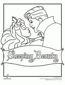 Drawn princess sleeping beauty On Sleeping 25+ Beauty cartoon
