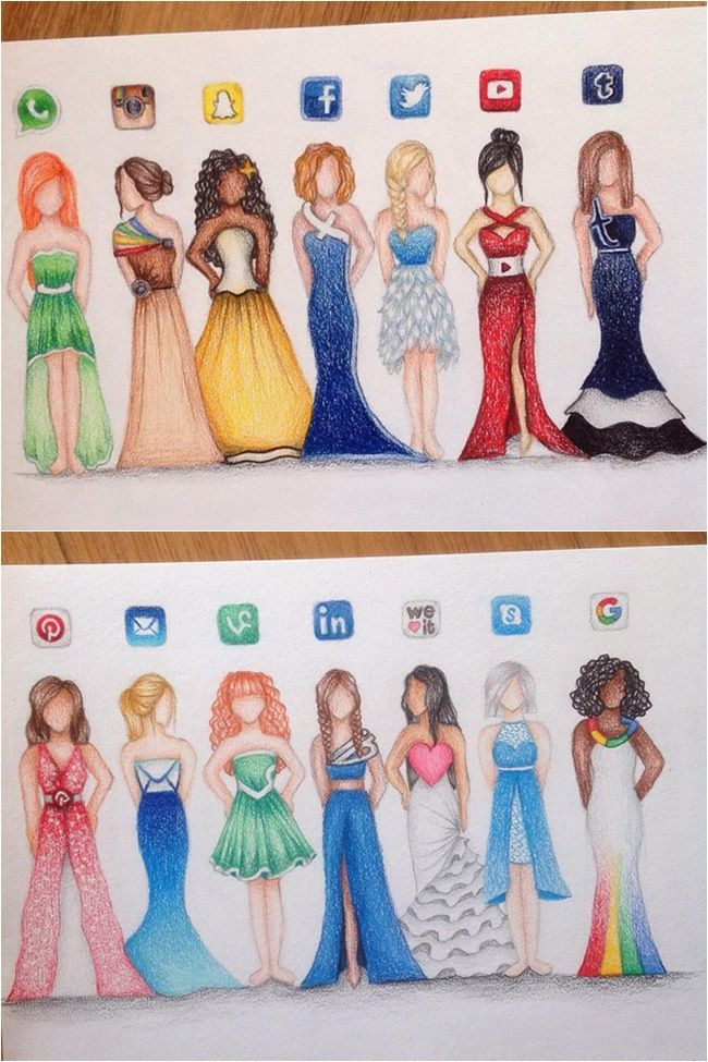 Drawn princess social media Media Search Google art Best