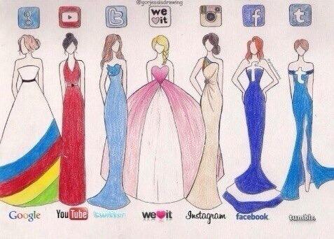Drawn princess social media Dresses part sad dresses is