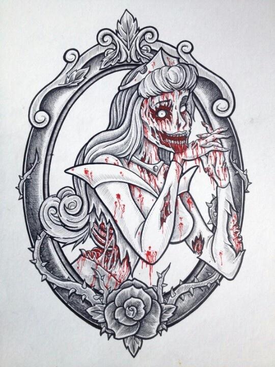 Drawn princess tattooed Pinterest Disney best 32 about
