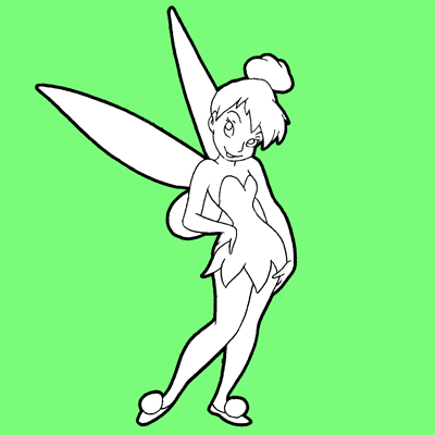 Drawn fairy beginner To How Drawing How Drawing