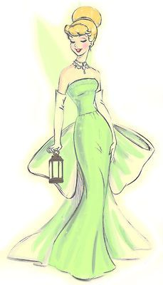 Drawn princess tinkerbell Fact sketch the Results reimagined