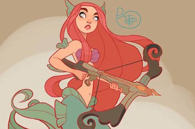 Drawn princess warrior Princesses  Badass Disney These
