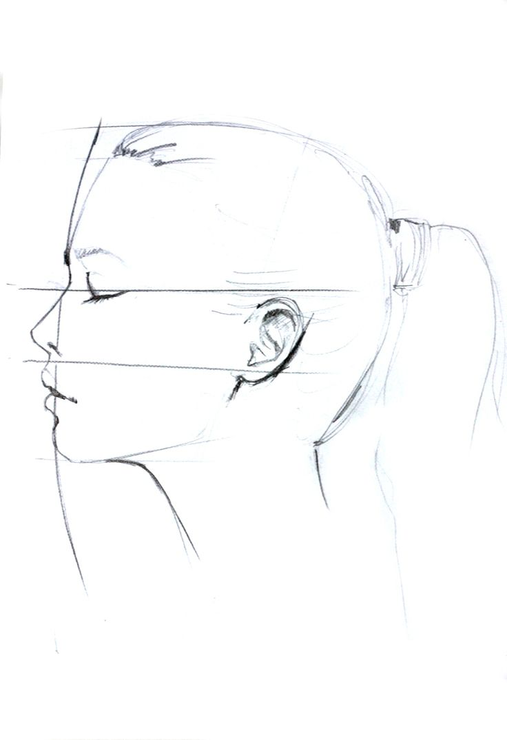 Drawn profile Profile Elena by Profile on