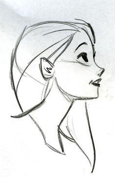 Drawn profile different I Thursday of Profile Profile
