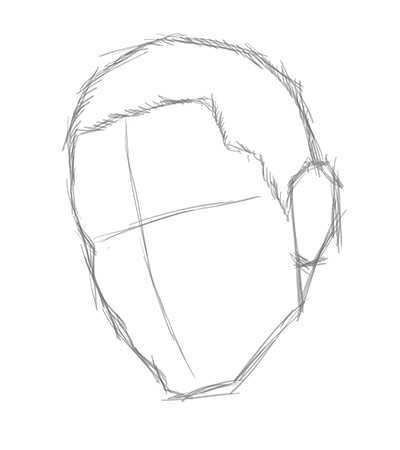 Drawn profile easy To Steps Eminem To Draw