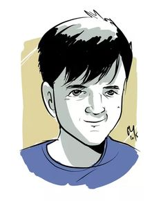 Drawn profile facebook Cambyng Colour caricature cute by