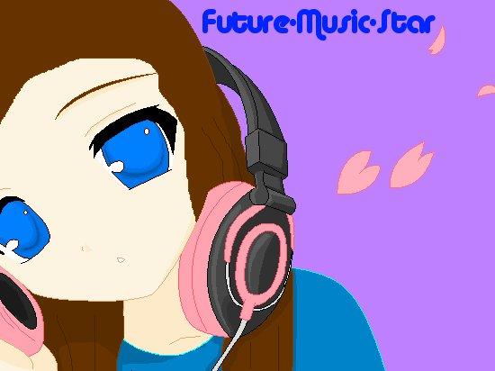 Drawn profile music Future Profile Picture Music Star's