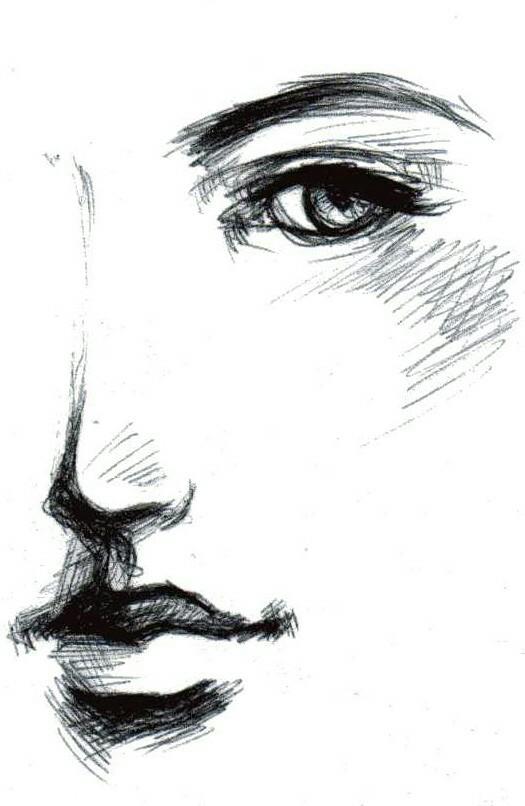 Drawn profile pen  profile to draw to
