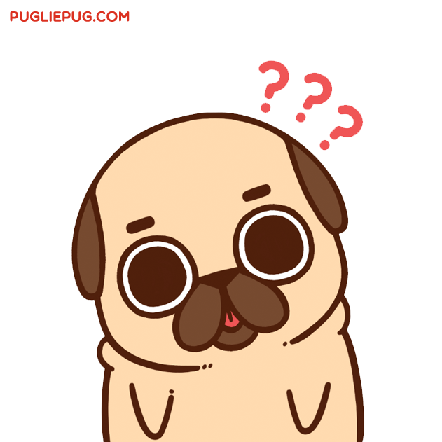 Drawn pug adorable All are night~ Drawing What