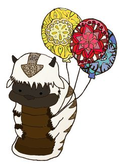 Drawn pug appa Nsvtwork cute Pugala Board Balloons