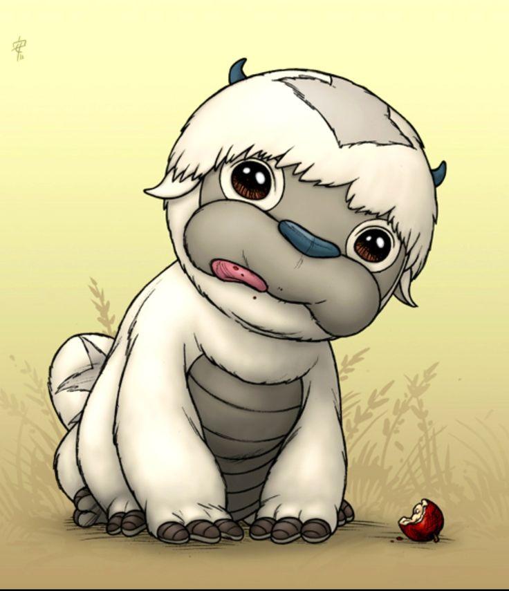Drawn pug appa On series and Pinterest Avatar