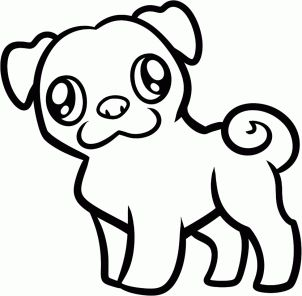 Drawn pug derpy A Step Pinterest for by