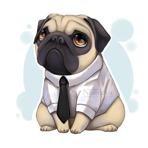 Drawn pug deviantart DeviantArt Pug Pug Nordeva Mormon