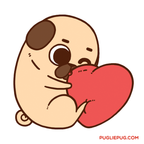 Drawn pug illustration tumblr Easy anime Search easy