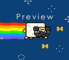 Drawn pug nyan Nyan WeirdCircus9 pugs Explore on