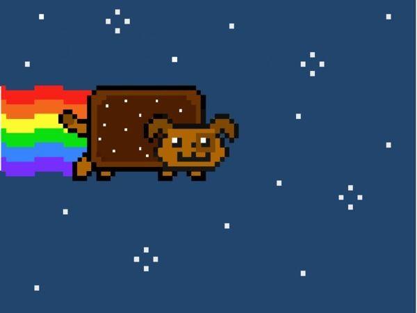 Drawn pug nyan Nyan by cheesybananas images Create